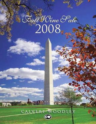 Calvert Woodley Fall Wine Sale 2008