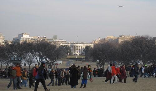 White House 1 20 09