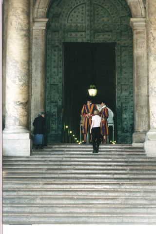 MB and Swiss Guard