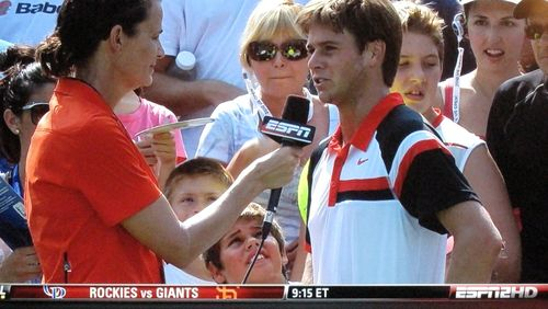 US Open Ryan Harrison upset