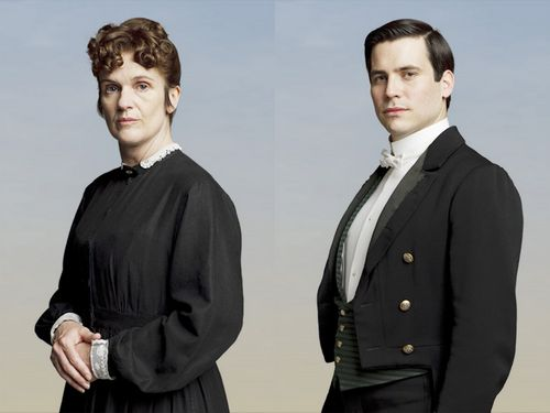 Downton Partners in Crime Thomas O'Brien