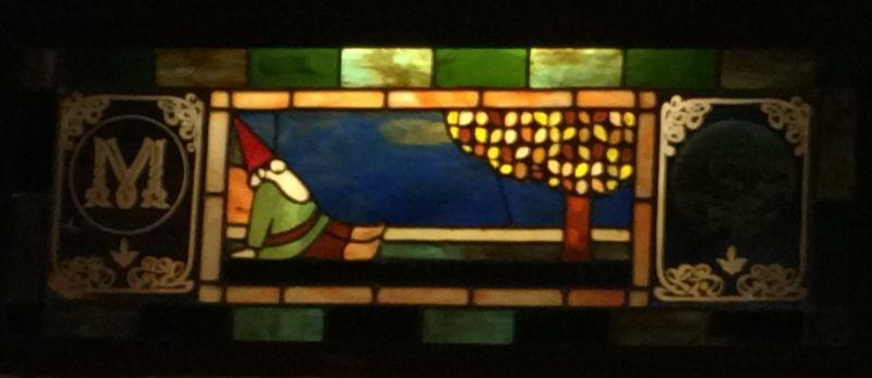 Murphys Irish Pub 11 21 14 snoozing leprechaun