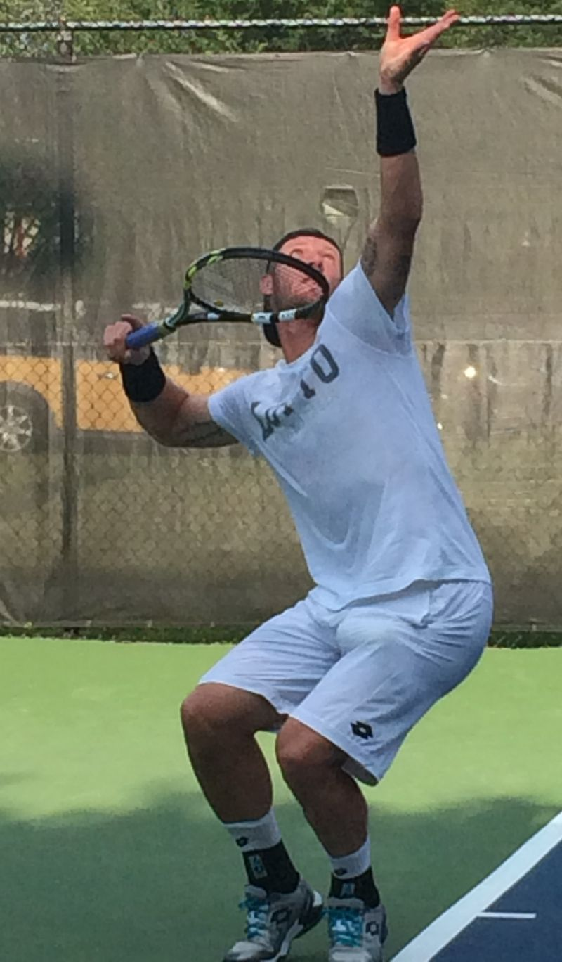 Sam Groth Citi Open 8 1 15 mbpalaver